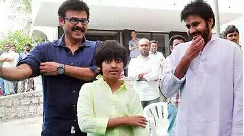 Arjun Son of Venkatesh Venkatesh's Son The Film.""