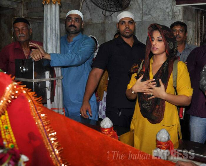 The actress has been busy with the promotions of 'Bobby Jasoos'. (Source: Varinder Chawla)