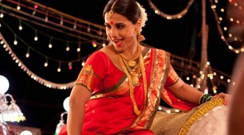 "Vidya Balan had featured in an item number in the 2012 release ""Ferrari Ki Sawaari""."