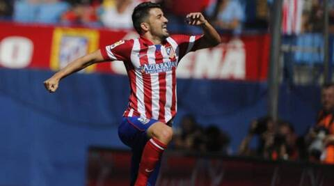 Villa said he will be a fan of Atletico all his life for what they have given him this year. (Source: AP)