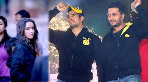 The intrigue reached a new high when a video shows Shraddha Kapoor wearing the villain hoodie came online.