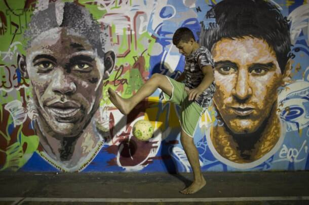 FIFA World Cup: 'Custo Brasil'