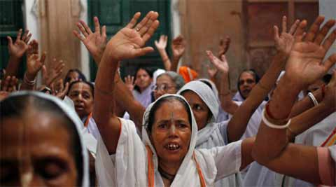 State has no role in Vrindavan widows' rehabilitation: Centre