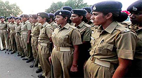 Chandigarh with 16.18 per cent women police force lead the race