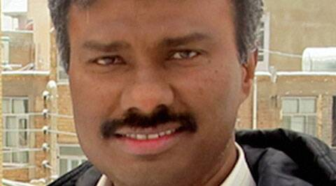 Indian aid worker Alexis Premkumar ( Source: PTI/File )