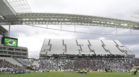 In addition to the Brazil-Croatia opener, five other World Cup matches will be played at the ground (Source: AP)