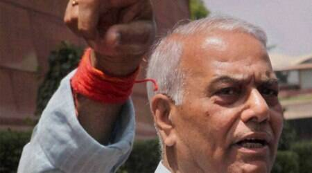 Yashwant Sinha slams RBI for measly rate cuts, questions growthdata