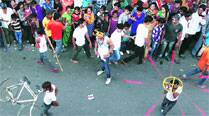 Yatra witnesses minor skirmishes