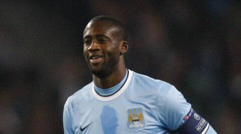 Toure has had a complicated relationship with City, his agent saying last month that the player could leave the club over a birthday snub. (Source: AP)