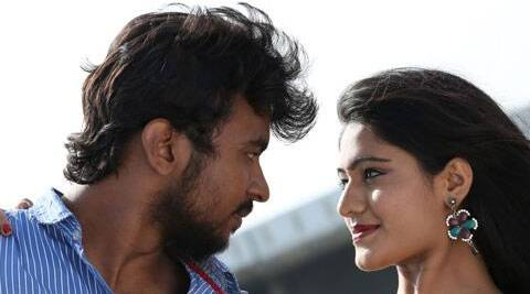 """""""We were supposed to shoot this song during day time, but Bala insisted we shoot it at night. We spent about Rs.15 lakh to create a set of a slum and filmed the song in it,"""" said the film's director K.M. Durai Murugan."""