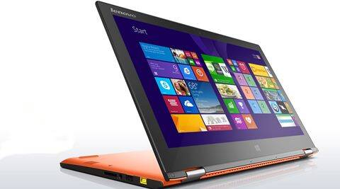 Lenovo Yoga 2 convertible ultrabook is priced at Rs 59,990