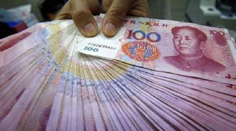 China is an economic giant, but a financial midget. Its currency is non-convertible and lacks the coveted status of a global reserve currency. (Source: Reuters)