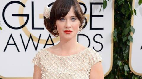 Zooey Deschanel has landed a big music deal after signing with Columbia Records.