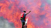 Israel air attacks hit Gaza mosque, centre for disabled; toll up to135