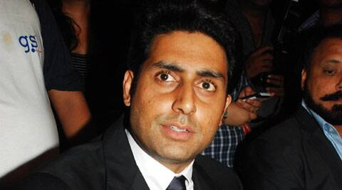Abhishek Bachchan  has decided to take off to the country to watch the semi-finals and finals.