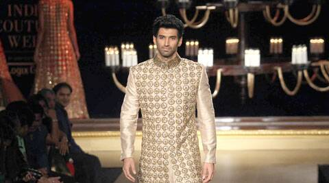 Aditya Roy Kapur is busy promoting his forthcoming film 'Daawat-e-Ishq'.
