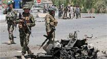 11 Afghan security force members killed in attacks