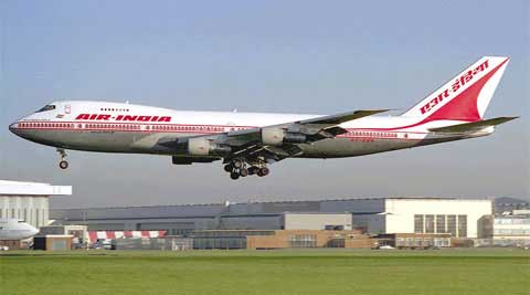 An Air India spokesman said the stranded passengers were sent to Delhi by another flight early this morning.