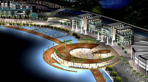 The airport at Dholera is expected to replace the existing airport at Ahmedabad.