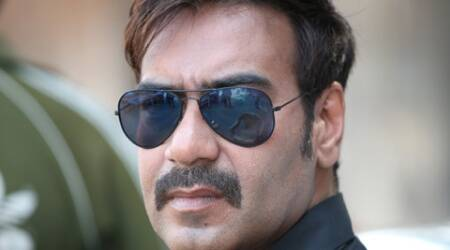 Ajay and Rohit scared the crew members when they were were shooting in the Ramoji Film City.