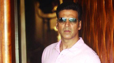 Akshay  Kumar is back with yet another  Entertainment