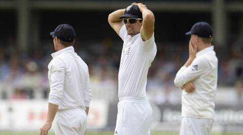 England captain Alastair Cook's mind is muddled with doubts (Source: Reuters)
