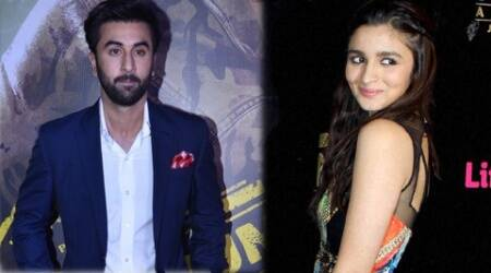 This is the first time Alia Bhatt has been paired opposite Ranbir Kapoor.