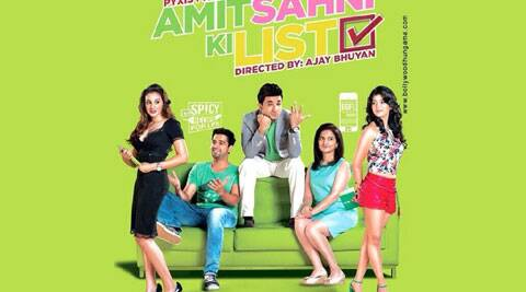 Amit Sahni Ki List film review.
