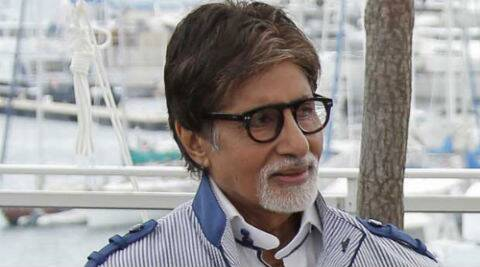 Amitabh Bachchan has recorded a song for 'Hasmukh Pighal Gaya'.