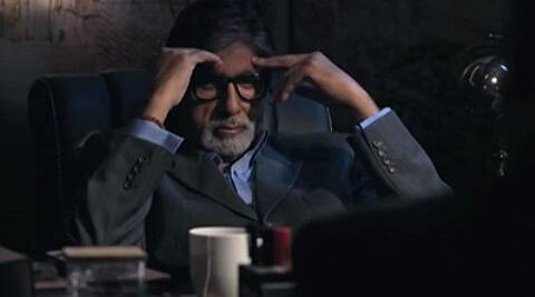 Megastar Amitabh Bachchan is making his debut in the fiction space on TV with 'Yudh'.