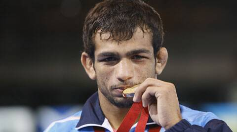 Amit Kumar defeated Ebikweminomo Welson of Nigeria 6-2 in his final bout. (Source: AP)