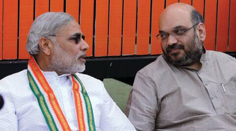 Modi's close aide and party general secretary Amit Shah has been named the new president of the BJP.