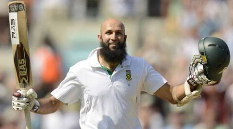 Hashim Amla, 31, will become the first non-white player to captain the South Africa Test side in a full-time capacity.(Source: Reuters)