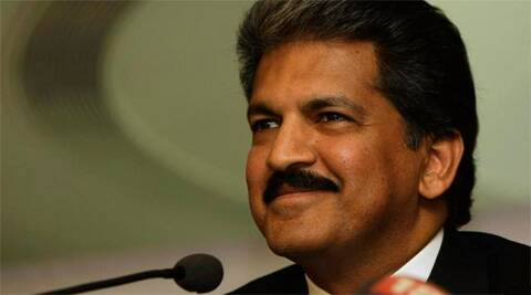 Industrialist Anand Mahindra is making major investments in a new entertainment company, Cinestaan. (AP)