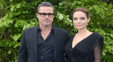 Superstar couple Brad Pitt and Angelina Jolie will star in a film together. (Source: AP)