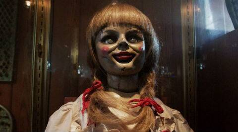 'Annabelle' will be released on October 3 in the US and October 10 in the UK.