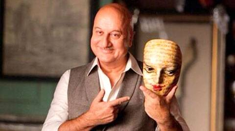 The celebrity chat show with live audience is an extension of Anupam's renowned autobiographical play 'Kuch Bhi Ho Sakta Hai'.
