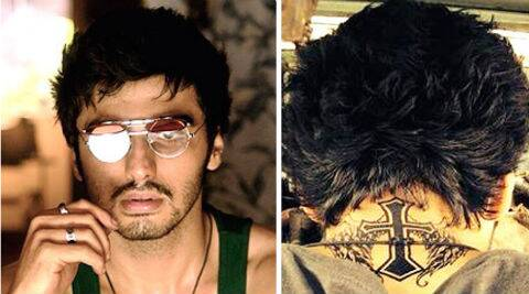 Arjun Kapoor: I have three tattoos in 'Finding Fanny.