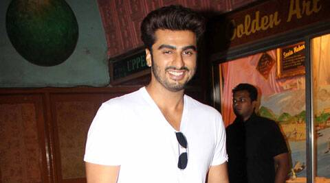 Arjun Kapoor  was in Delhi recently for the launch of ASUS ZenFone.