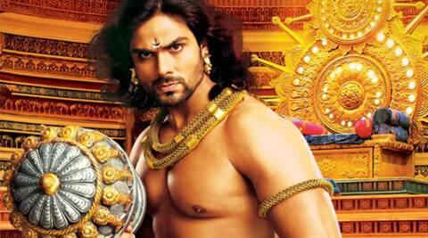 Arpit Ranka essays the role of Duryodhan in 'Mahabharat'.