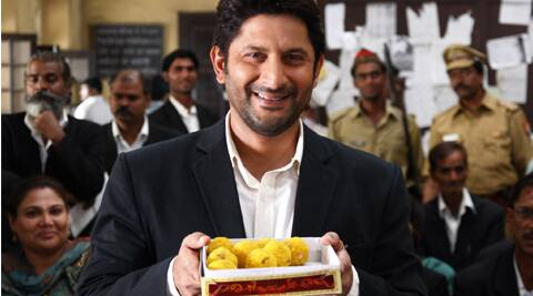 Arshad Warsi was surprised to be swarmed with questions about a sequel to 'Jolly LLB'.