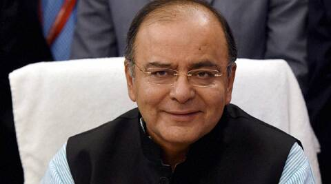 FM Arun Jaitley in his Budget speech announced the proposal to provide all households in the country with banking services. (PTI)