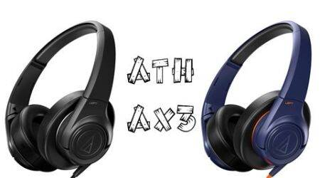 Audio-technica ATH-AX3 review: A real surprise package