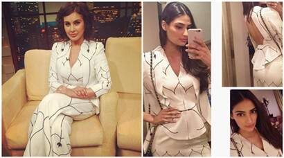 Athiya Shetty, Lisa Ray sport same outfit within a week