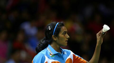 Shuttler PV Sindhu along with other won their games easily. (Source: Express File photo)