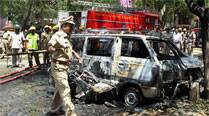 Bangalore police names elusive TN man as lynchpin in BJP office blast case