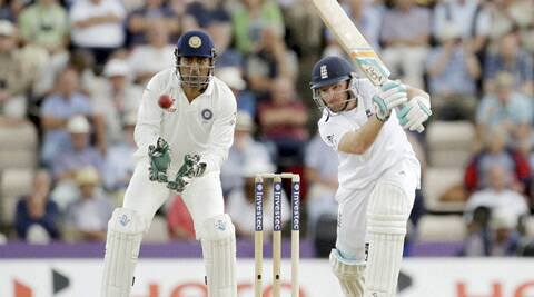 Bell hit 19 fours and three sixes in his innings of 167, his first century since August last year. (Source: AP)