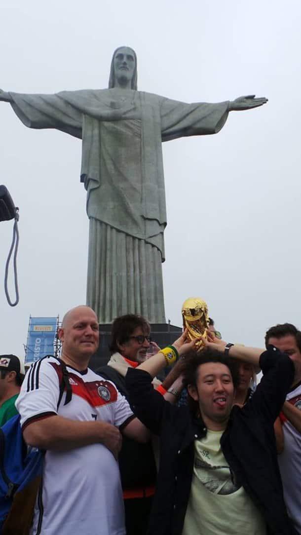 Football fever grips Bollywood: Amitabh Bachchan, Ranbir Kapoor watch Germany in action