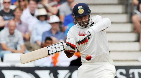 Binny made a gritty 78 in under pressure his debut Test match. (Source: AP)