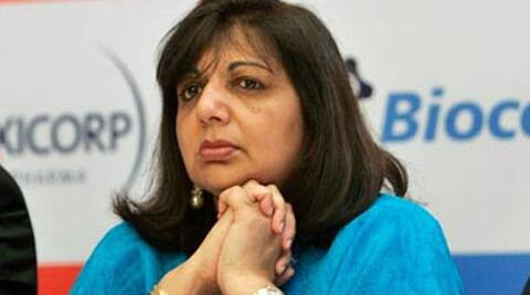 Biocon has sustained operating margins and profits despite an increase in costs, says CMD Kiran Mazumdar-Shaw.